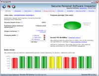 Lietuviška Secunia PSI versija