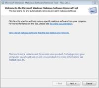 MS           Malware removal tool 2