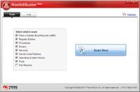 Rootkit Buster programa